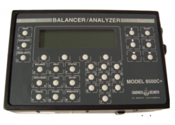 8500C+ Balancer / Analyzer